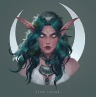 Tyrande [C] by Astri-Lohne