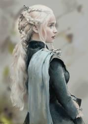 Daenerys | Study by Astri-Lohne