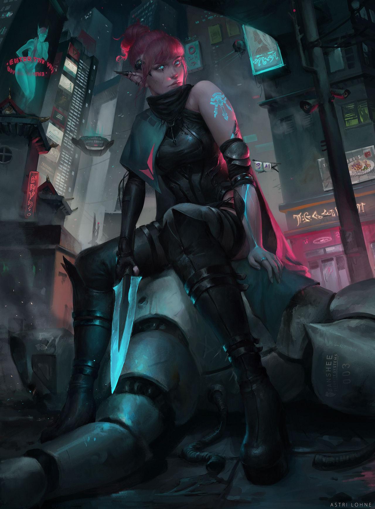 Azeroth 2077 [C]