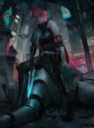 Azeroth 2077 [C] by Astri-Lohne