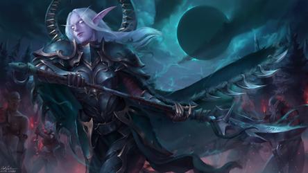 Lexith Nightblade [c] by Astri-Lohne