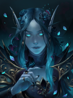 Sedrial Soulspring [c] by Astri-Lohne