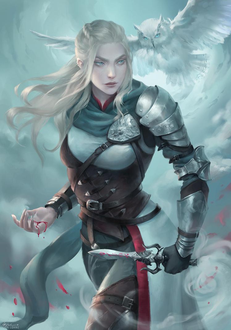 Leidora [c] by Astri-Lohne