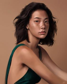 Portrait Study #13