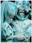 Masquerades I by fibby-wonderland