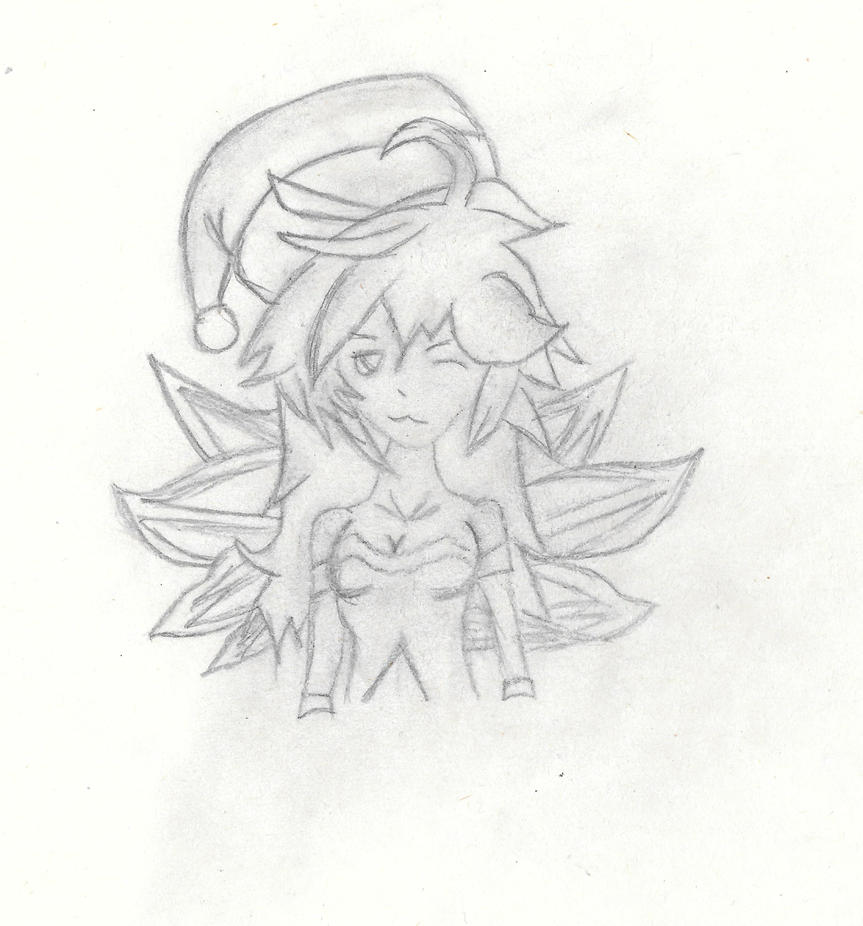 Sylph winter version by Vanity-San
