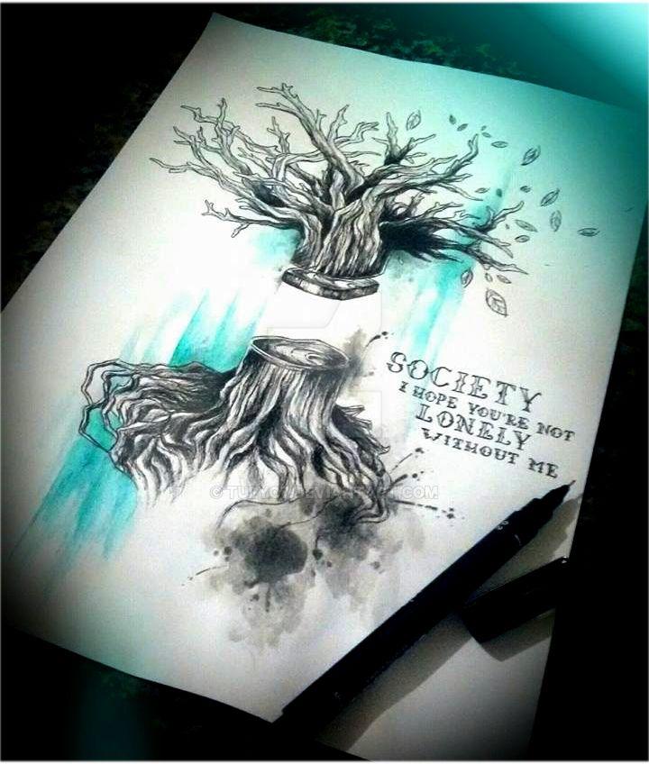 Tree... by tulyo7