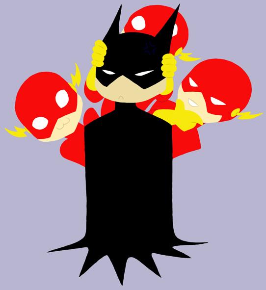 batman and flash relationship marketing