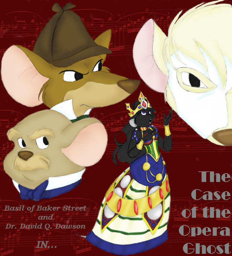 The Case of the Opera Ghost by chibijaime