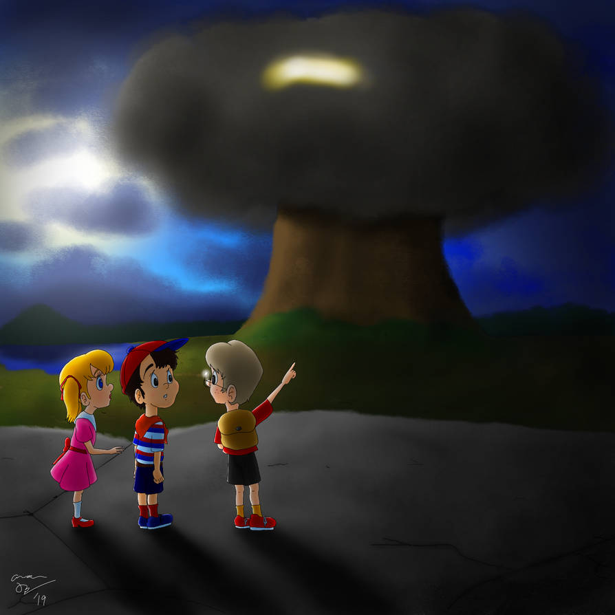 EarthBound Beginnings (Dont Cry Until The End) by