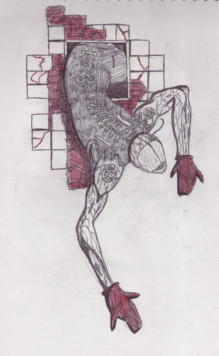 Silent Hill 3 - Valtiel by Dante6499