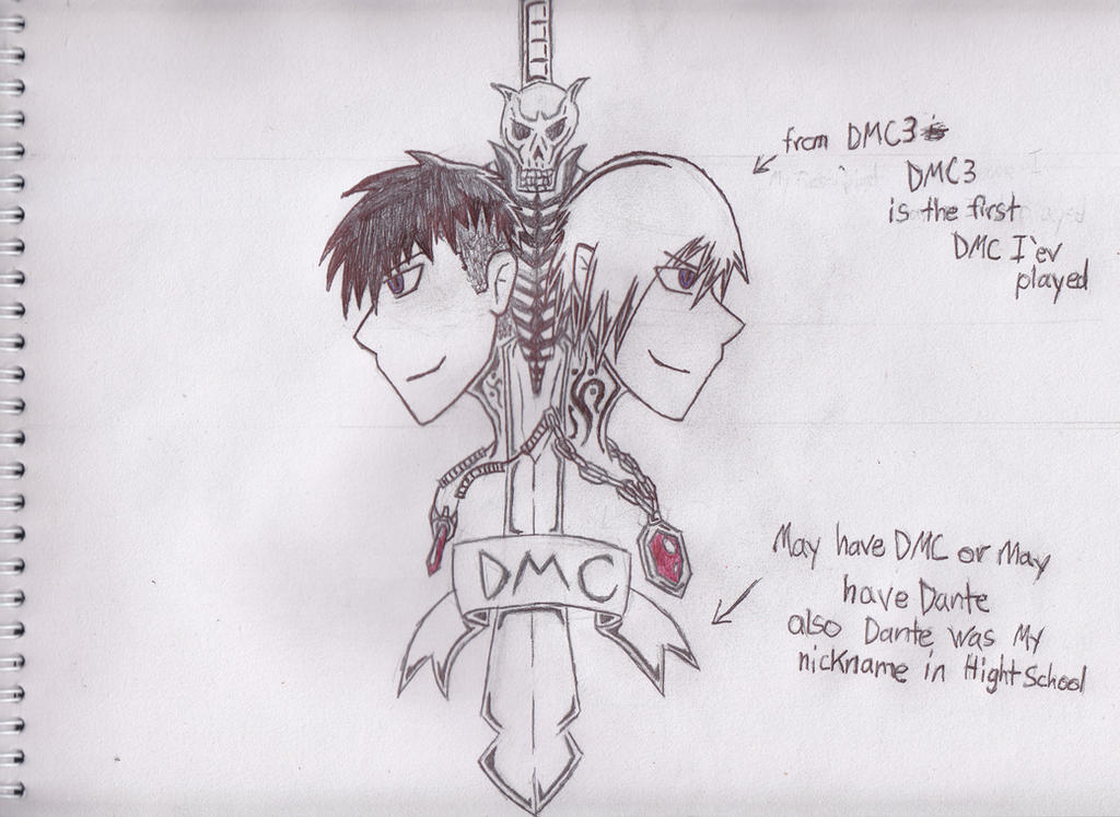 Devil may cry tattoo design by dante6499 on deviantart for Dante s inferno tattoo