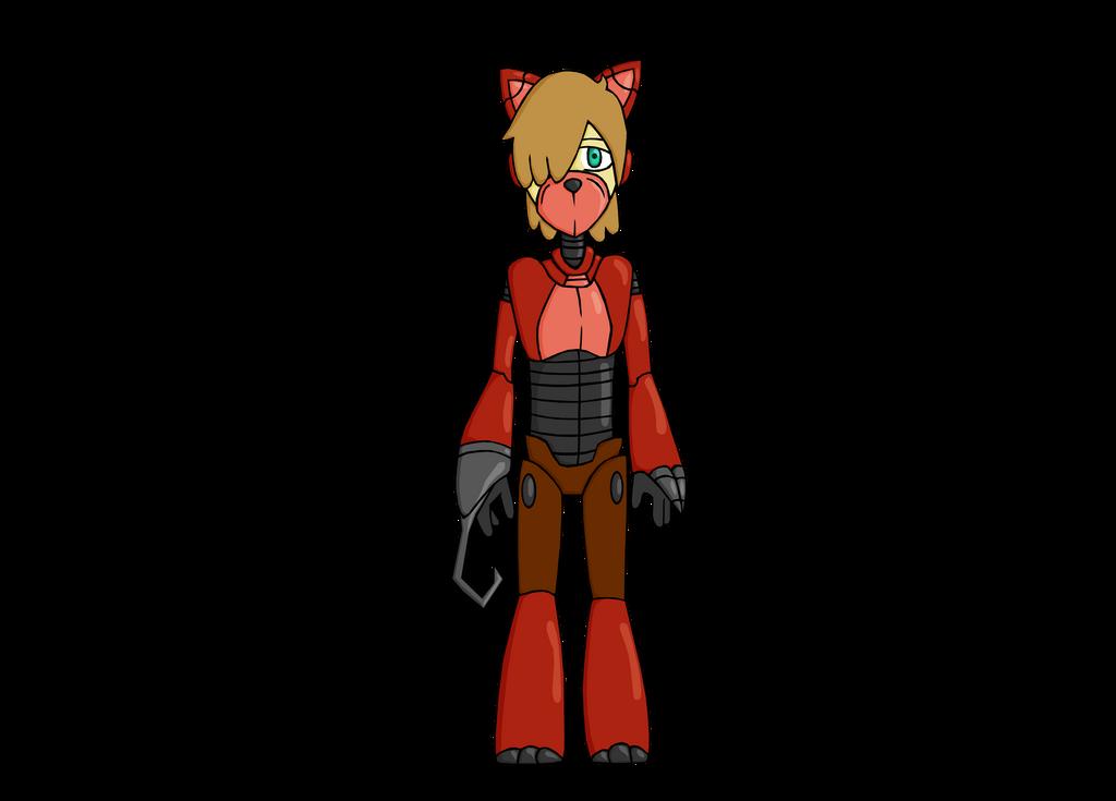 Foxy 1.5 Combat Suit by Dante6499