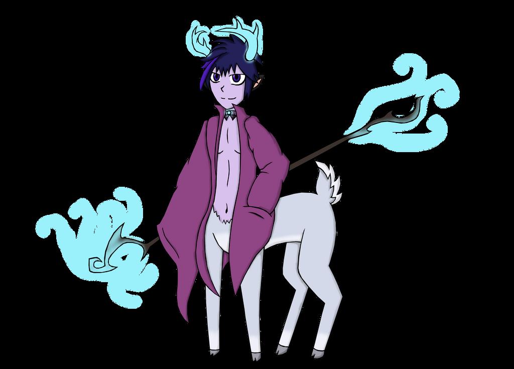 Deer Boy by Dante6499