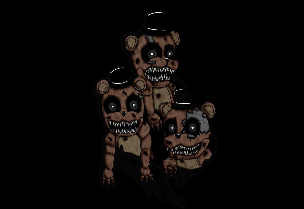 Freddy Cubs by Dante6499