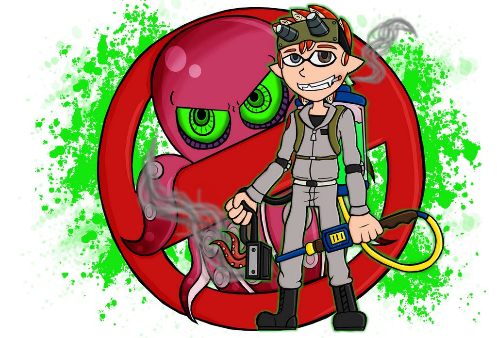 Octobusters - Ray Stantz by Dante6499