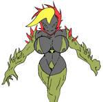Swampfire - Gwen 10