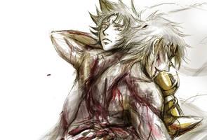 Aeolus and Syura by akinominori