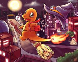 HAPPY HALLOWEEN!! by meriimerodii