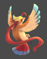 Poke-Type Challenge #06 --- Flying. by meriimerodii