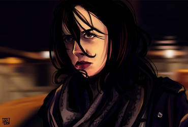 Jessica Jones. by meriimerodii
