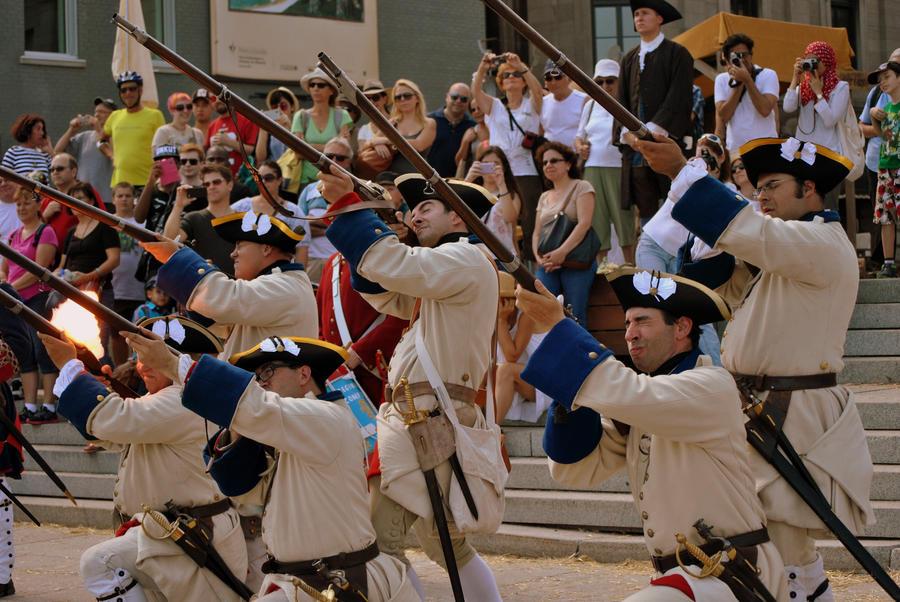 Le regiment de LaSarre by Kebeca1690