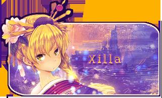 Xilla by mathyrawr