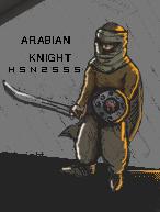 arabian knight by HsnGoneWild