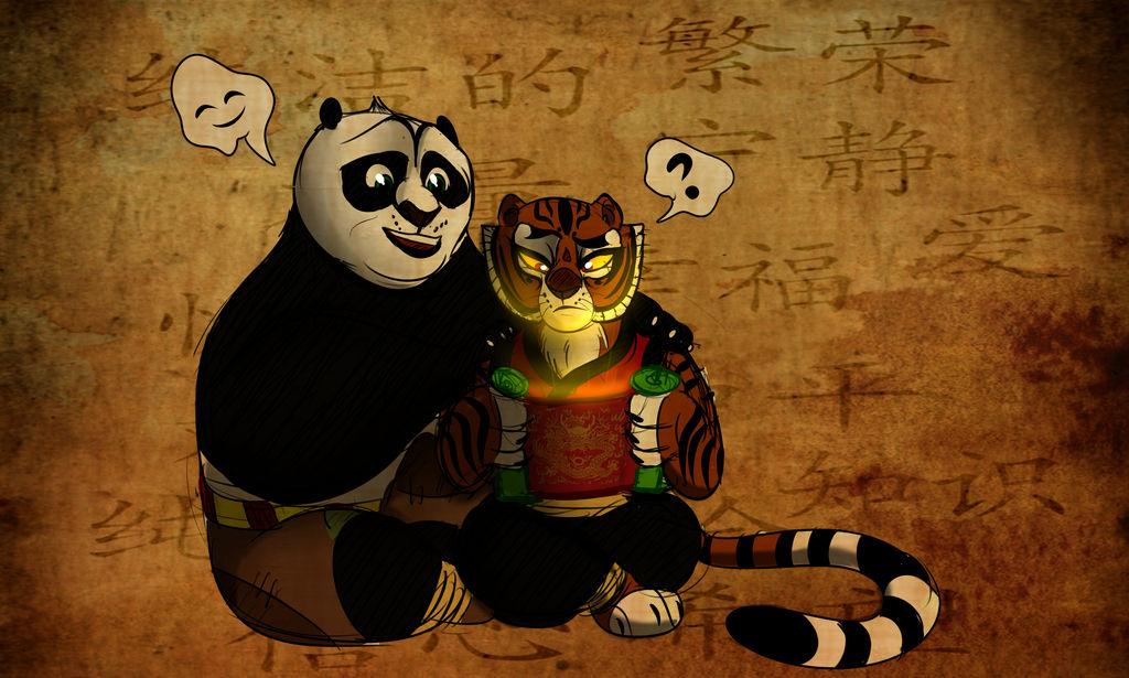 Картинки, смешные картинки про кунг фу панда