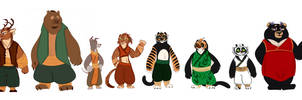 TiPo Cubs - Heights by Wolf-Chalk