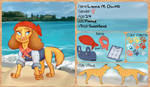 A Tale of Tails - Lanna M. Oswald App by Wolf-Chalk