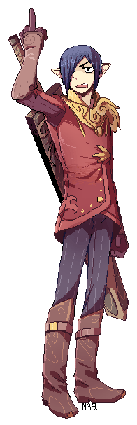 FO i'm Slayer by Nerior