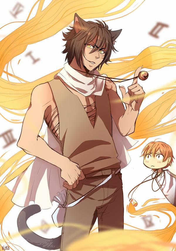 HB: yuki-k by Nerior