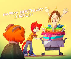 HB Mel by Nerior