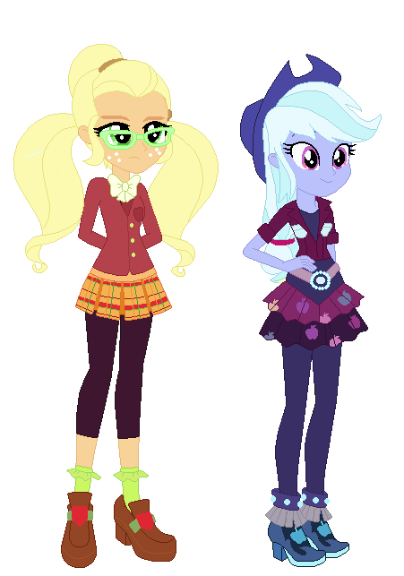 Sugar Jack And Apple Coat by LPSADVENTURE2O