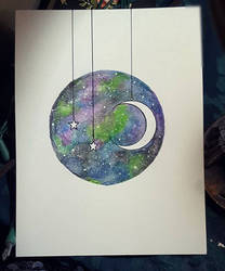 Watercolour Nebula