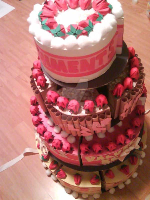 My Cake by carmietee