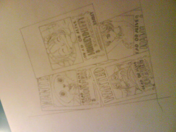 One Piece Birthday Card by carmietee