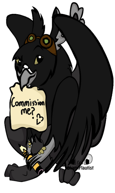 Commissions are OPEN!