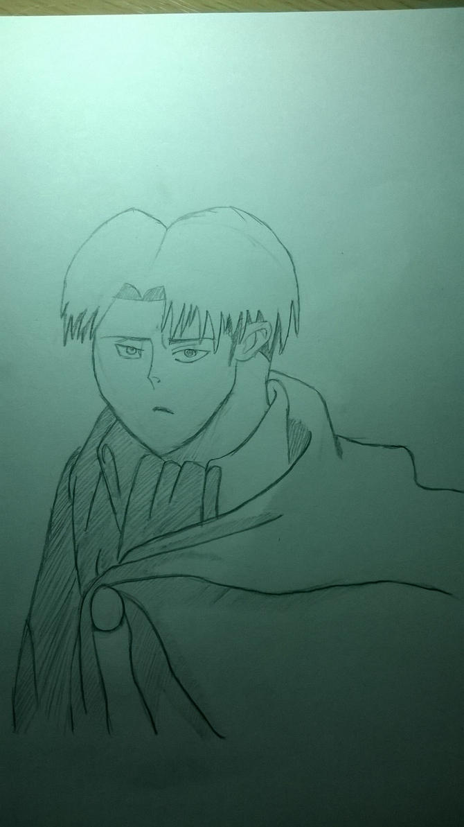 Levi by FrozenCluster