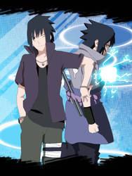 Naruto: New vs. Old: Sasuke