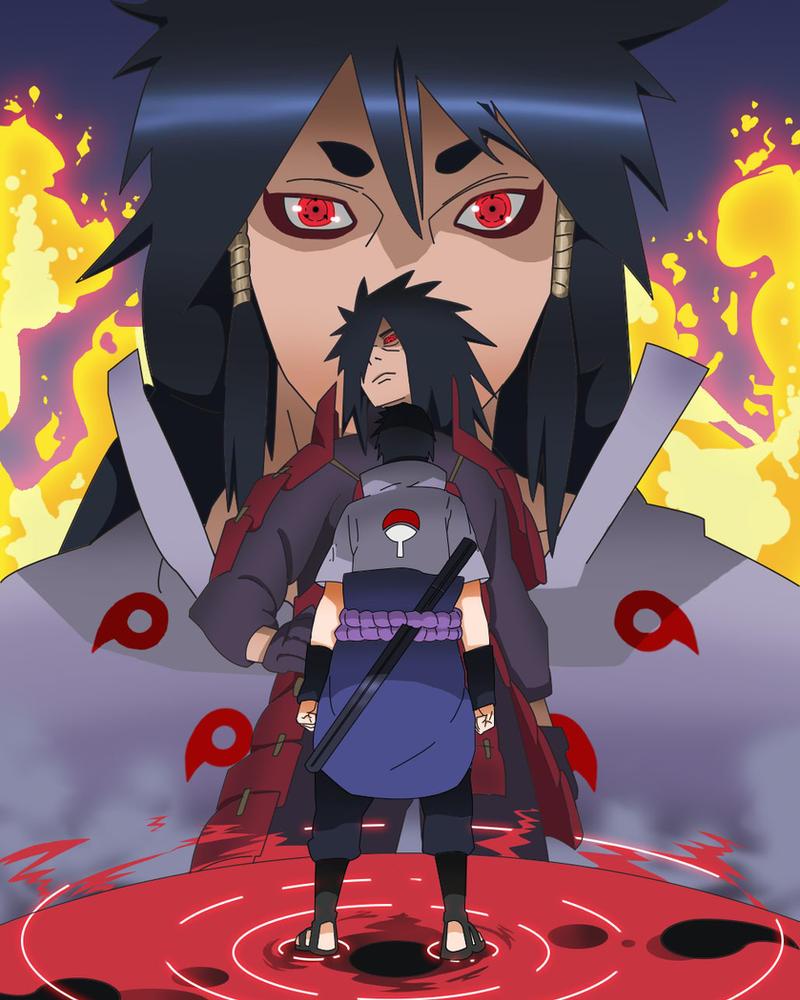 Sasuke's Destiny Final by montonico