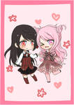 Kurochii and Keiko