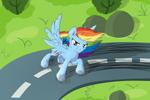Pony-Drifting