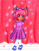 Little Ballerina by Sakuchu