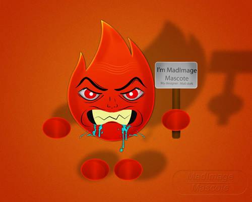 MadImage Mascot