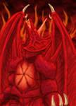 Destroyah Awakening-colored-