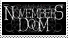 Novembers doom fan by Ravenfire5