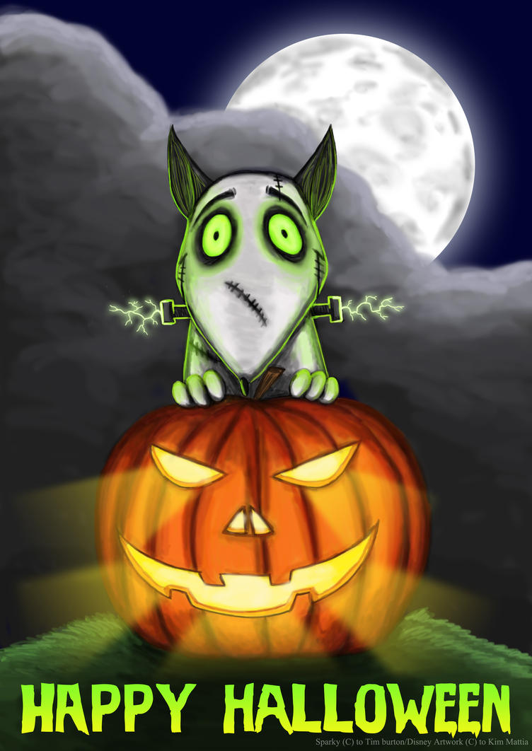 Happy Halloween 2012 by Ravenfire5