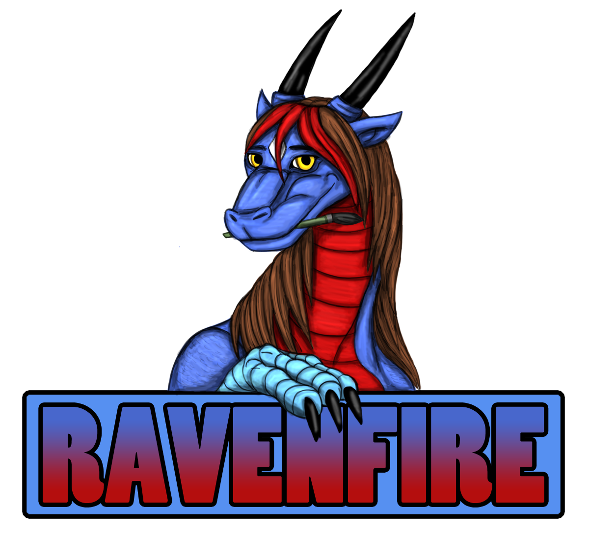 BlueRavenfire's Profile Picture